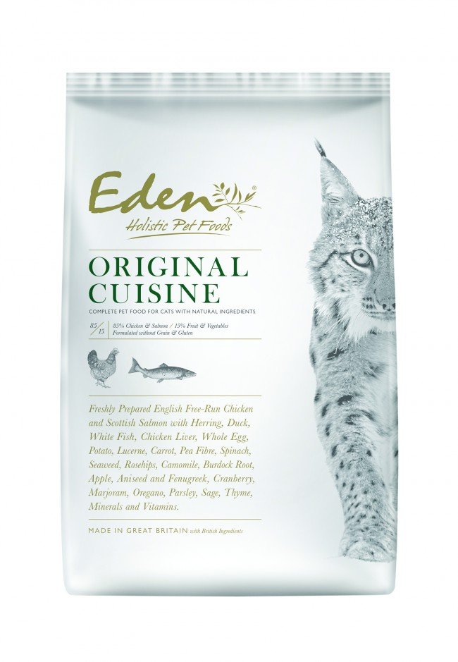Eden 85/15 Original Cat Food 10kg