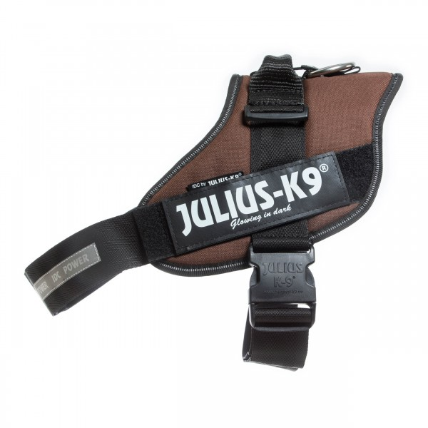 Julius K9 - IDC ® Power Harness - Size 3 - Chocolate Brown