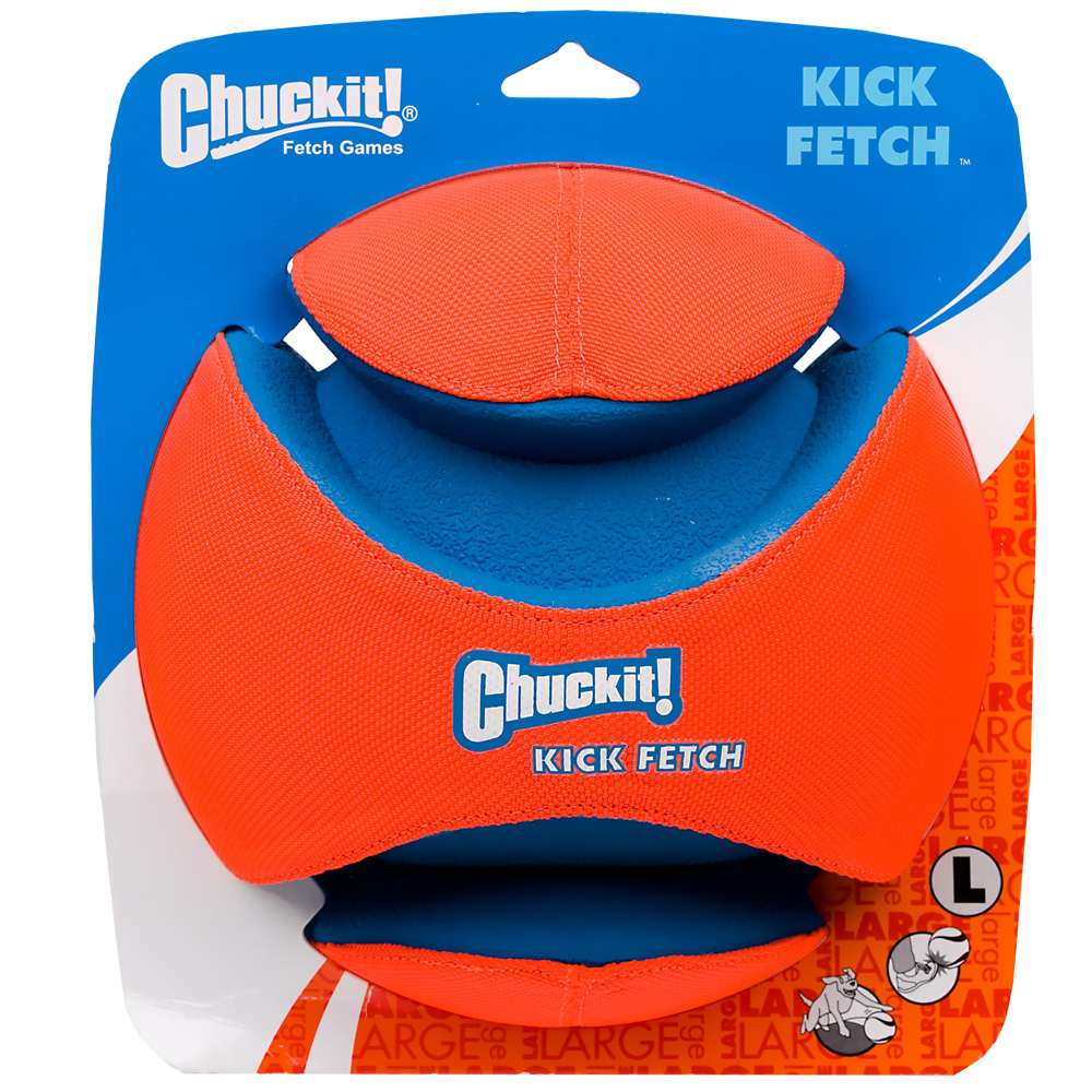 Chuckit Kick Fetch Ball Large 19 cm