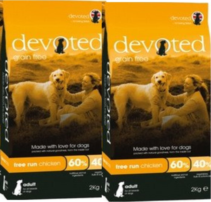 Devoted Free Run Chicken 2kg