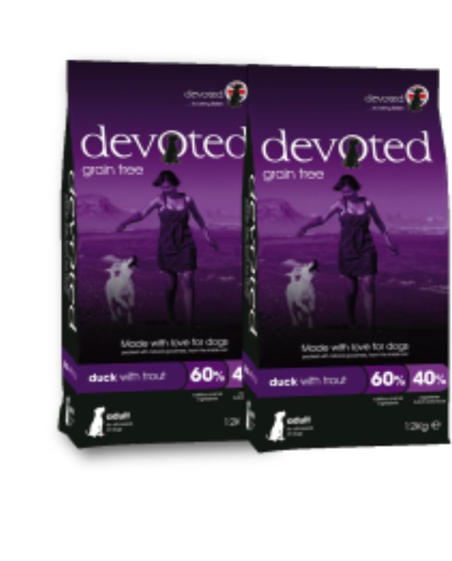 Devoted Duck and Trout 2kg