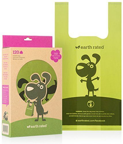 Earth Rated (120) Poop Bags - Scented