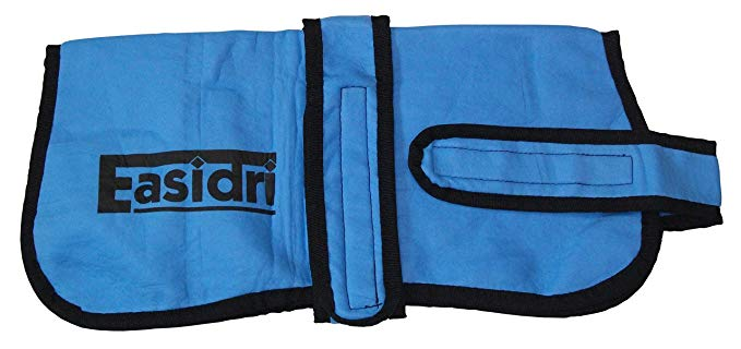 Easidri High Performance Cooling Coat for Dogs Wide Fit Medium