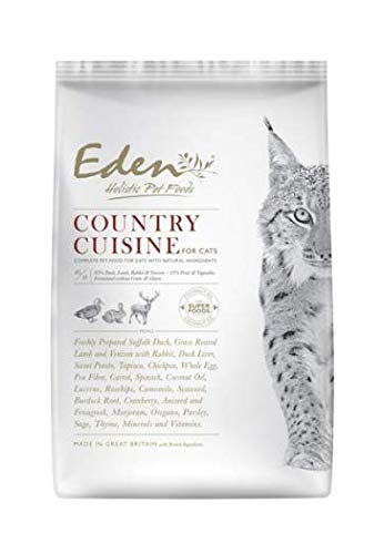 Eden 85/15 Country Cat Food 4kg