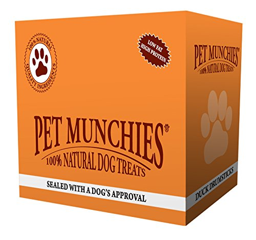 Pet Munchies Duck Drumsticks 1 box 8