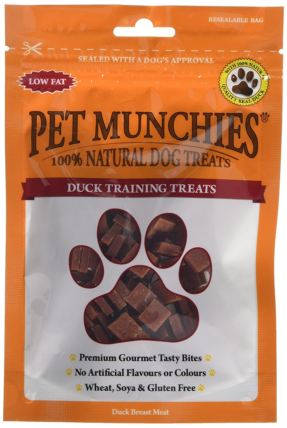 Pet Munchies Training Treats Duck