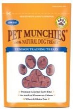 Pet Munchies Training Treats Venison 50g