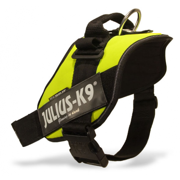 Julius K9 - IDC ® Power Harness - Size 0 - Neon Green
