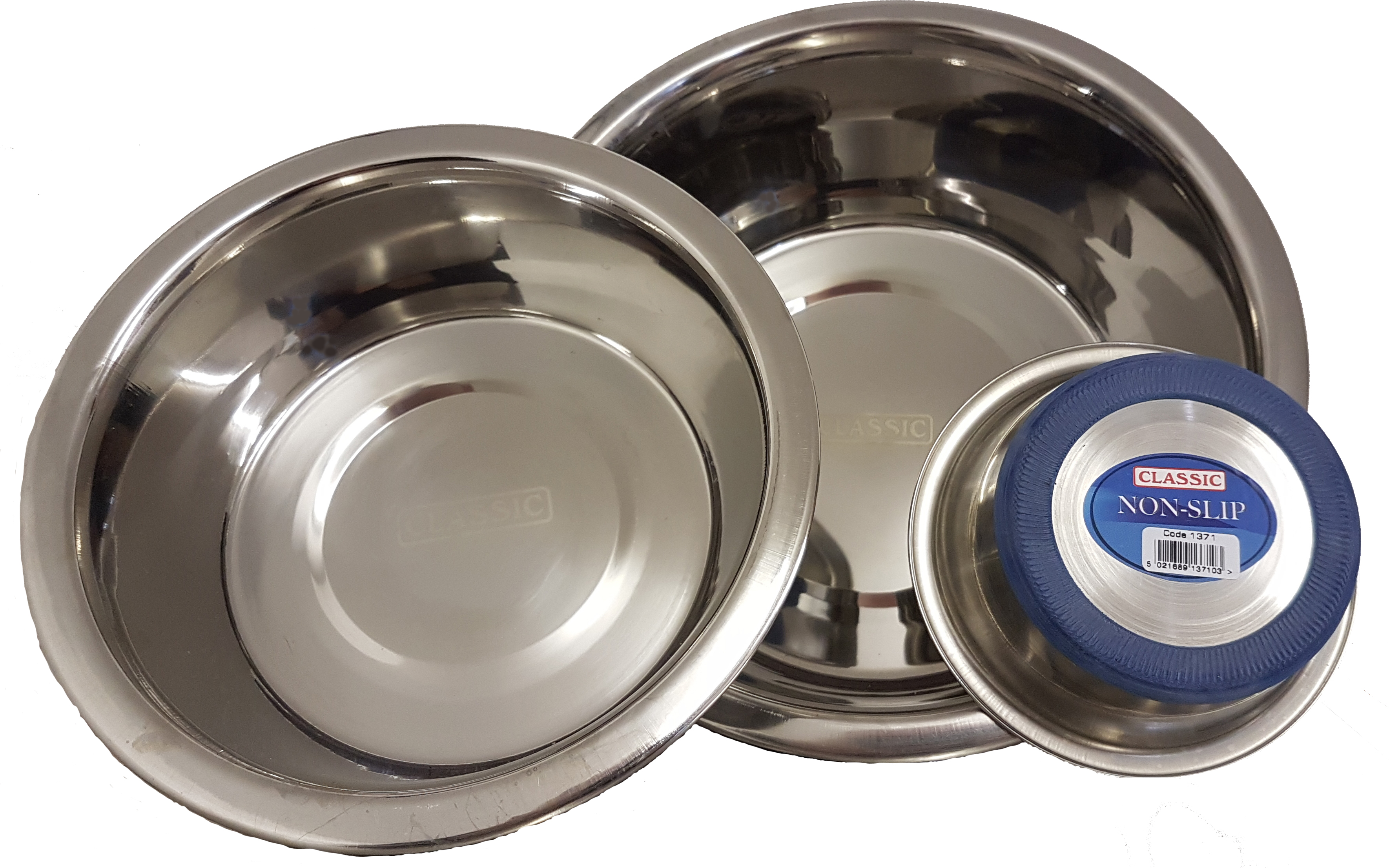 Classic Stainless Steel Bowl 135mm