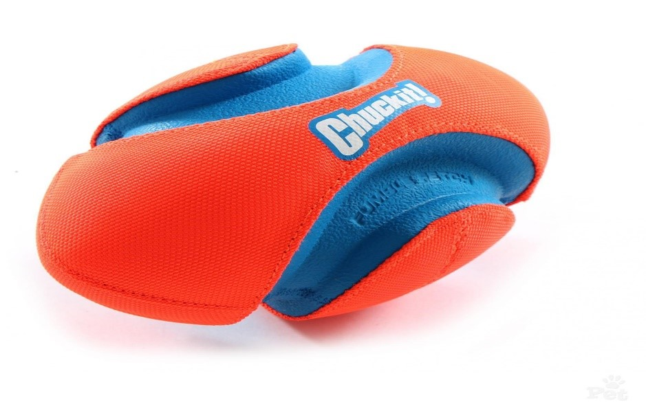 Chuckit Ground Pursuit Fumble Fetch Small 21cm